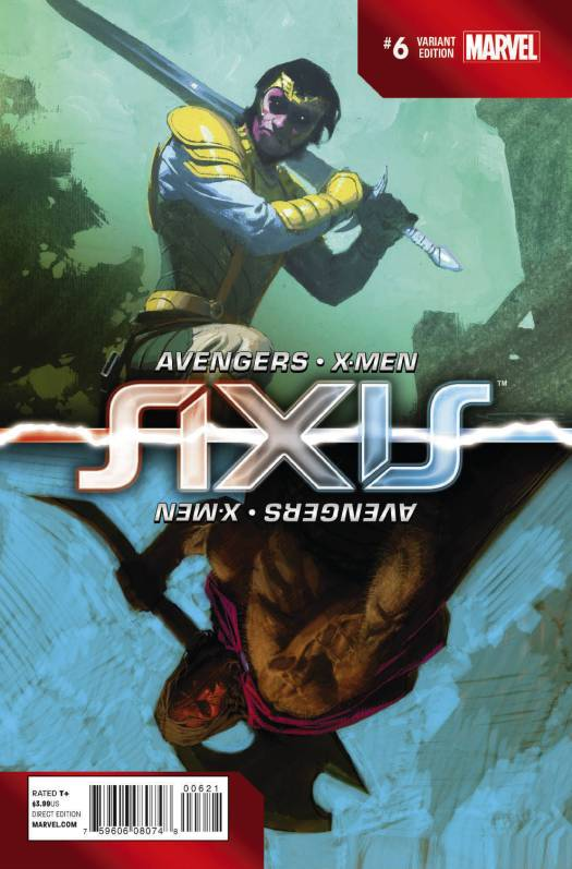 Axis Variant cover