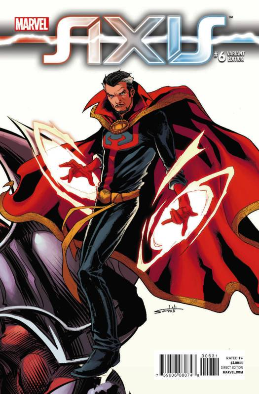 Doctor Strange looks to play and important role.