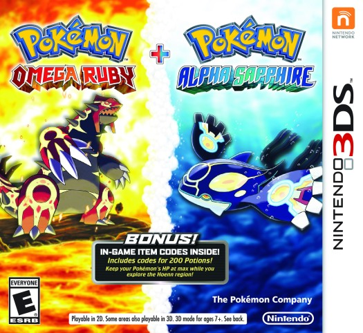 The 3DS Porpas Dual pack